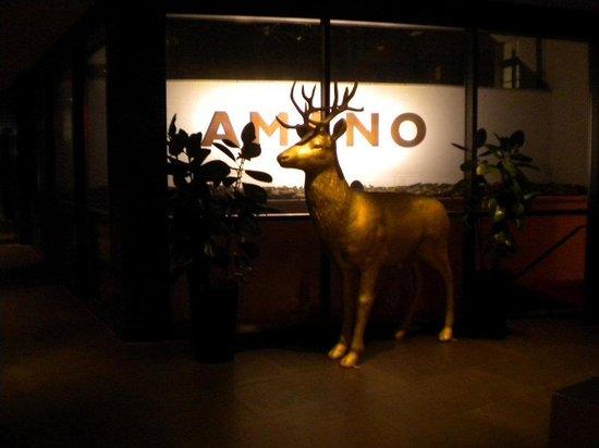 Hotel AMANO : lobby