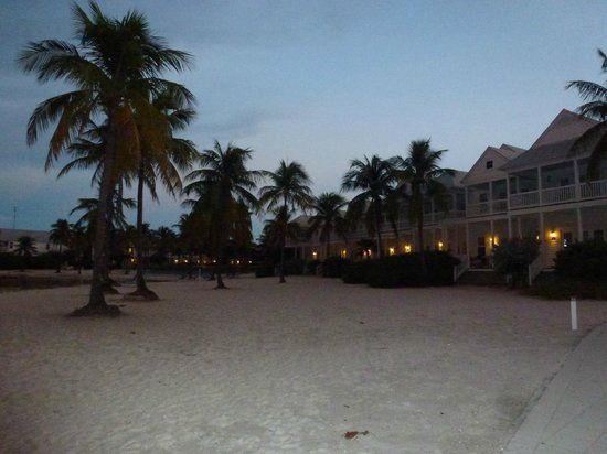 Tranquility Bay Beach House Resort: Beach Front Villas