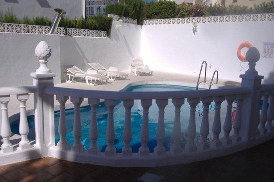 Hotel Betania: Pool