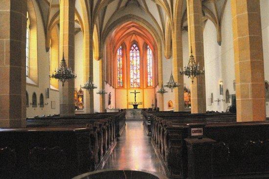 Franziskanerkirche: Der Hauptaltar