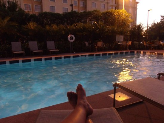 The Floridian Hotel and Suites: Piscina deliciosa