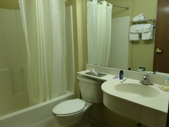 The Floridian Hotel and Suites: Banheiro muito limpo
