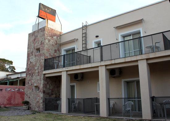 Hotel Luna serrana: Habitaciones con Vista al Cerro