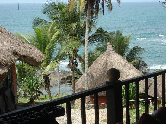 Axim Beach Hotel : Axim вид на океан
