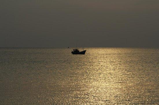 Saigon Phu Quoc Resort: Море
