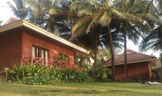 Saigon Phu Quoc Resort: Территория отеля
