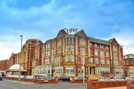 Blackpool Hotels With Smoking Rooms
