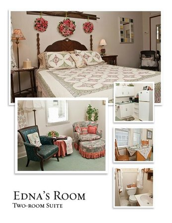 Simpsons Bed & Breakfast: Edna's Suite (two-room)