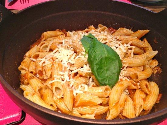 Love's Fresh Pasta: My Penne Pasta