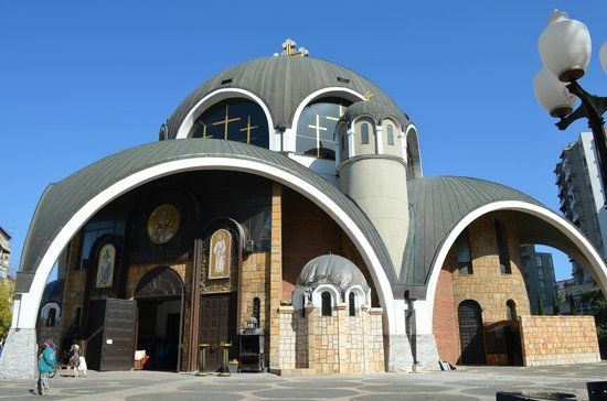 Church of St. Clement of Ohrid: another photo