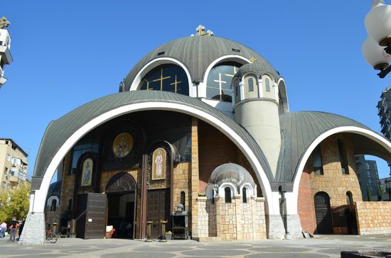 Church of St. Clement of Ohrid: The biggest church in Macedonia