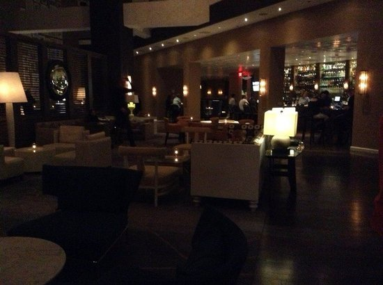 Le Meridien Delfina Santa Monica: lobby