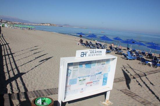 Atlantis Beach Hotel: Pool