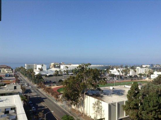 Le Meridien Delfina Santa Monica : view