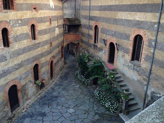 Gropparello Castle - Fairy Tales Park: Il centro del castello
