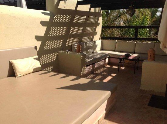 Club Med Marrakech le Riad : Room Le Riad, Roof top.