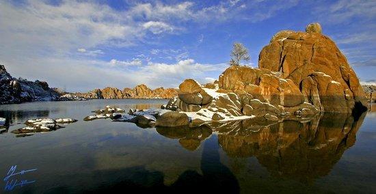 Prescott Peavine National Recreation Trail: Granite Dells Copyright 2013 Matt White Photography