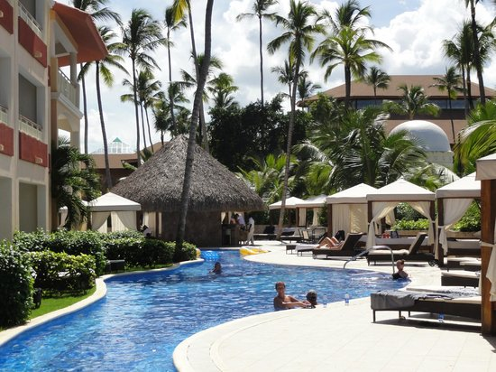 private pool picture of majestic elegance punta cana. Black Bedroom Furniture Sets. Home Design Ideas