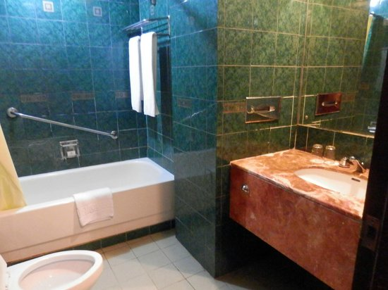 Great Eastern Hotel: Bathroom