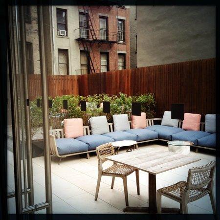 The Standard, East Village: bar