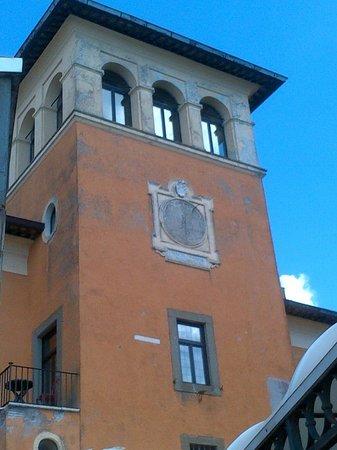 Villa del Cardinale: Un piccolo scorcio dell'hotel