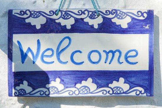 Bakkhos Guesthouse: Welkom bij Hotel Bakkhos