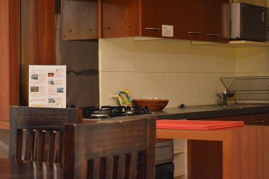 Chileapart.com: Sector cocina / Kitchen