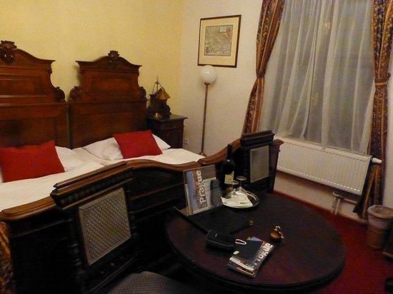 Hotel Waldstein: bedroom