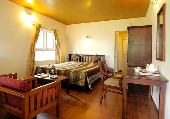 Blue Bells Valley Resort : Suite room..