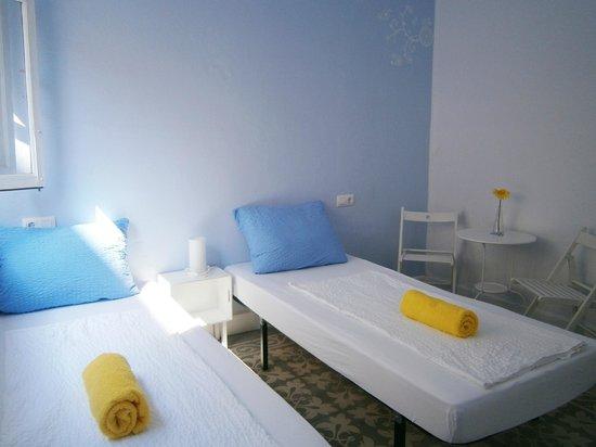 Casa Al Sur Terraza: Bedroom