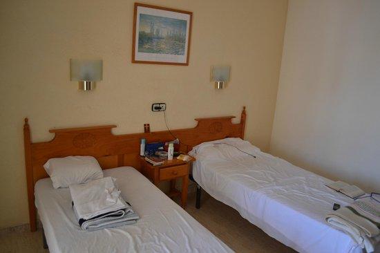 Hotel Rosa Nàutica: Двухместный номер