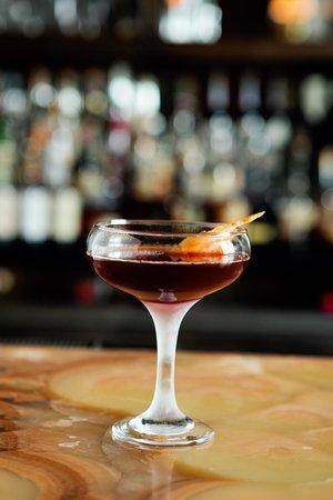 Veranda On Highland : A Proper Cocktail