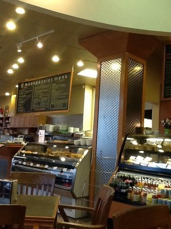 Moonpennies Coffee and Fine Foods: Moonpennies