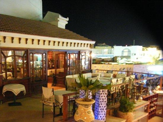 The Blue Fountain Upper Terrace A L Carte Restaurant