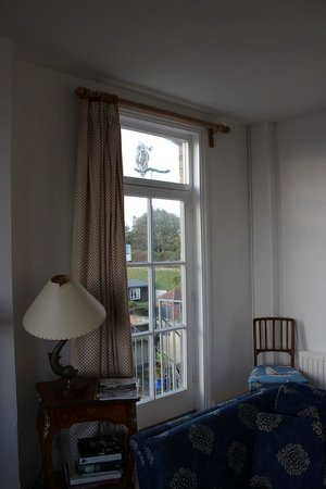 Eaton House B&B : The Brixton Heron from the dining room