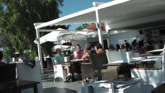 Aphrodite Restaurant: Le Restaurant