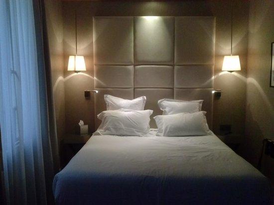 Hotel Armoni: la chambre