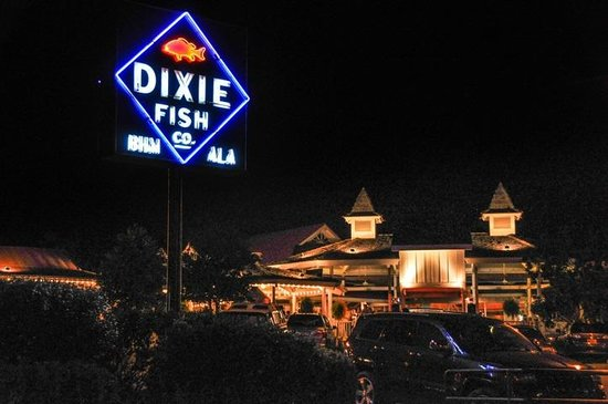 Dixie fish company hwy 280 in birmingham picture of for Dixie fish company