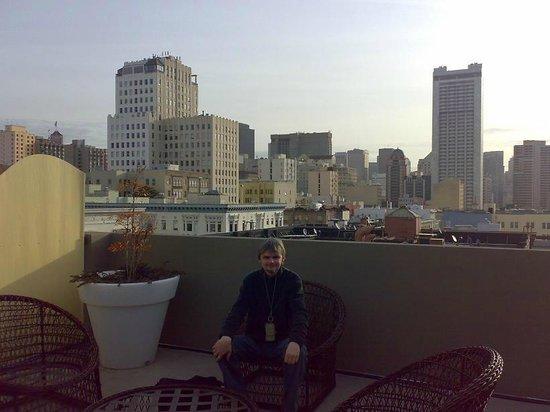 Cova Hotel: Panorama