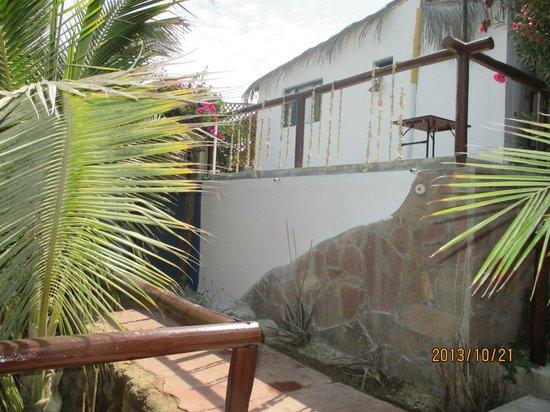 Hospedaje Ecológico Las Terrazas de Punta Sal
