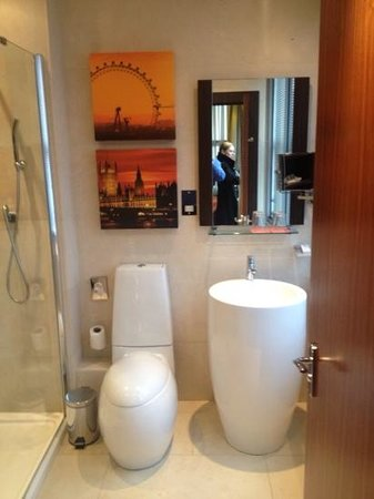 Hotel Indigo London Tower Hill: En suite