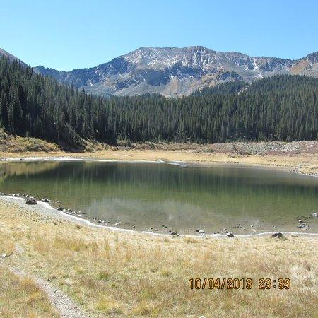 Williams Lake: Closeup of Lake Williams