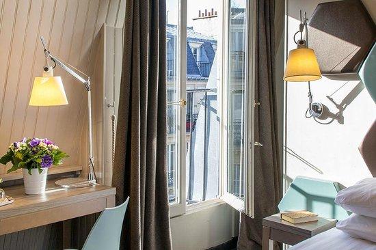 Hotel de Saint-Germain : Chambre Single