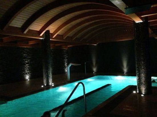 Mercure Olbia: Zona spa