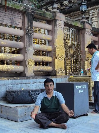 Mahabodhi Temple: Determined Enlightenment