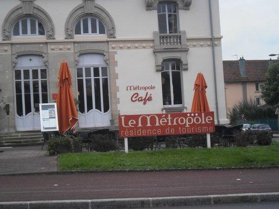 Residence le Metropole: HOTEL