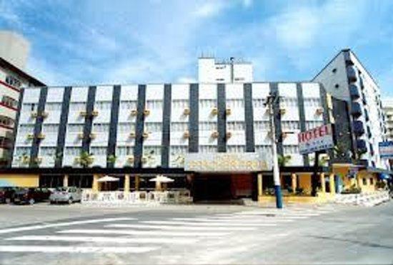 Hotel Gracher Praia: Fachada del Hotel