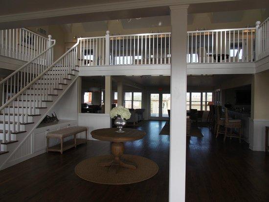 Sanderling Resort: Lobby