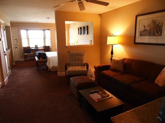 Sanderling Resort: Our Room