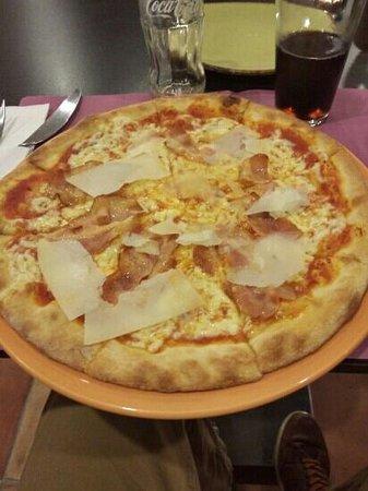 Al Fresco: Pizza